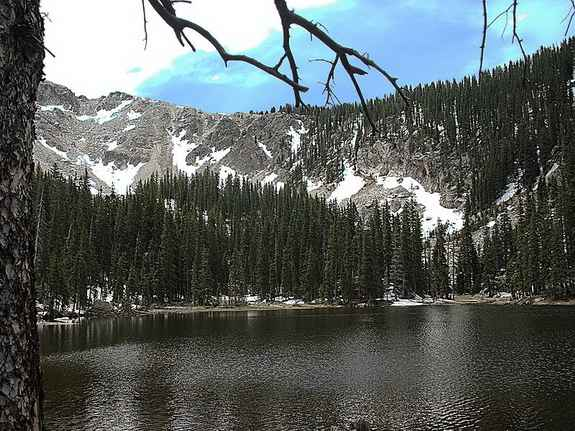 Santa Fe National Forest & Pecos Wilderness Area