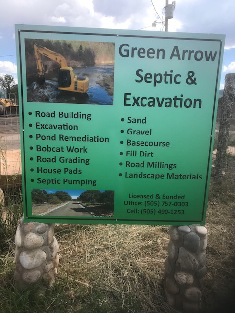Green Arrow Excavation & Septic Services